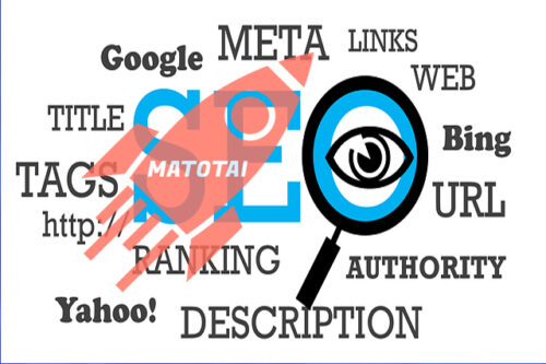 SEO optimizacija matotai